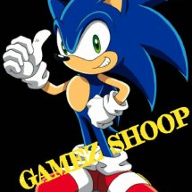 Logo GAMEZ SHOOP