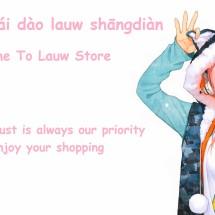 lauw store Logo