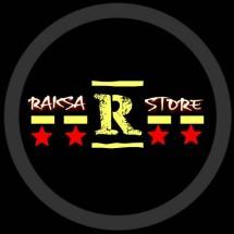 Logo Raksa Store