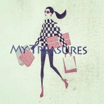 mytreasures Logo