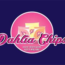 Logo dahlia chips