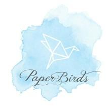 Logo Paper Birds