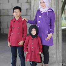 jaket muslimah grayscale