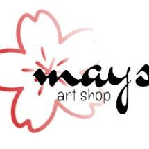 Logo May's Art Shop