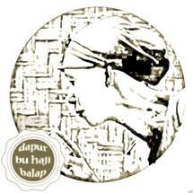 Logo Dapur Bu Haji Balap