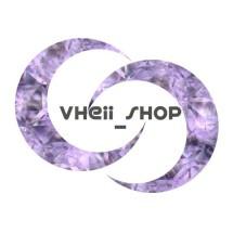 Logo Fitria vheii shop