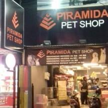Piramida Pet Shop Buaran