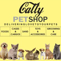 Logo Catty PetShop Cimanggis