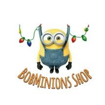 Logo BobMinions Shop