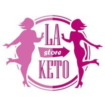 Logo LA keto store