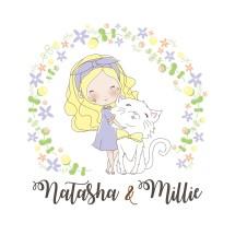 Logo Natashaandmillie