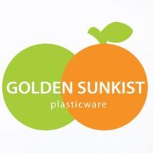 Logo Golden Sunkist Shop