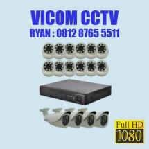 VICOM CCTV Logo