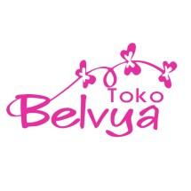 Logo toko belvya