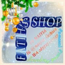 Fatih's shop