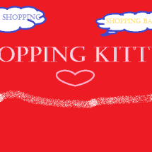 syoping kitty's