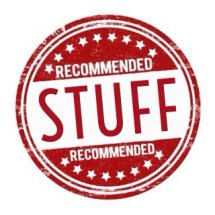Recommended Stuff