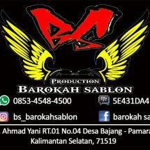 Barokah Sablon