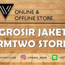 RMTWO STORE GROSIR JAKET