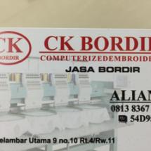 ck bordir Logo
