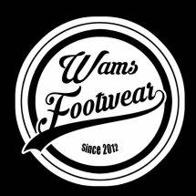 Logo wams footwear