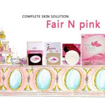 Logo Agen Fair n Pink