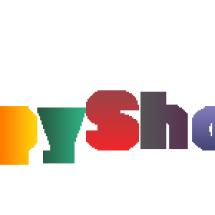 Logo HappyShop:-)