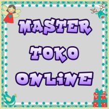 Logo MASTER TOKO ONLINE