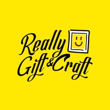 Logo Really Gift & Craft