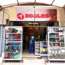 Logo Toko Doglos Depok