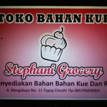 Logo Stephani Pastry Grocery