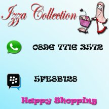 Logo Izza Collection Sidoarjo