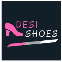 Logo Rumah Sepatu Desi