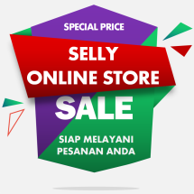Logo Selly Online Store