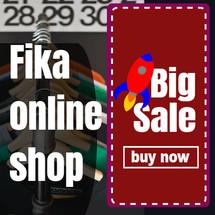 Logo Fika Online Shopp