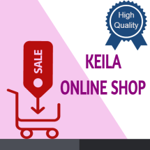 Logo Keila Onlineshop