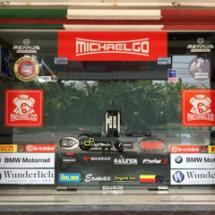 Logo Michael GO Indonesia