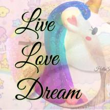 LiveLoveDream Squishy