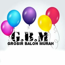 Logo Grosir Balon Murah