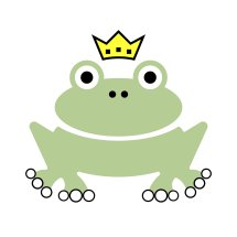 Logo Freddie the Frog