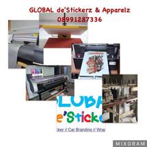 GLOBAL STICKER