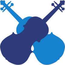 Logo Violin Blue
