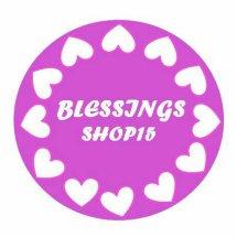 Logo Blessings Shop15