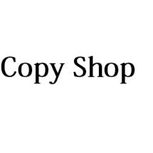 Copy Shops