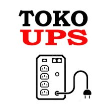 Logo TokoUPS