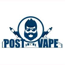 Post In Vape Logo