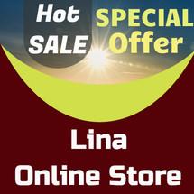 Logo Lina Online Store