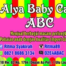 ALYA BABY CARE PALEMBANG