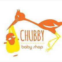 Logo Chubby Baby Shop