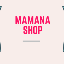 Logo Mamana shop